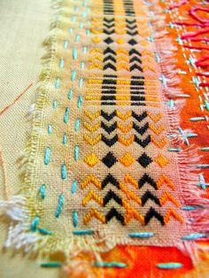 How To Make a Kantha Quilt | 14 Tutorials & Patterns