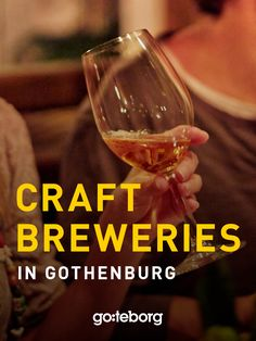 Discover the many amazing craft breweries in Gothenburg. World class beer from the Swedish west coast! #craftbeer #beer #craftbreweries