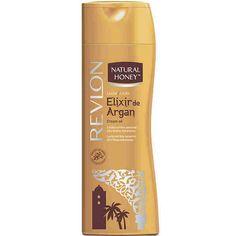 Natural Honey Argan Elixir Lotion 330ml