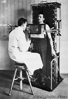 vintage radiology