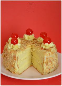 TARTA SARA BERNHARDT (Thermomix) Tarta Queso Oreo, Flan, Beautiful Cakes, Yummy Cakes, Nutella, Frosting, Catering, Cake Recipes, Cheesecake