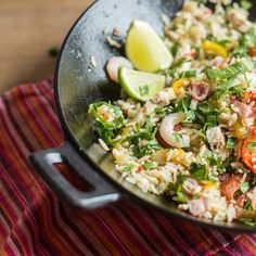 Fully Loaded Special Fried Rice | The Hedgecombers