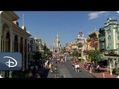 Magic Kingdom Park | Walt Disney World | Disney Parques - YouTube