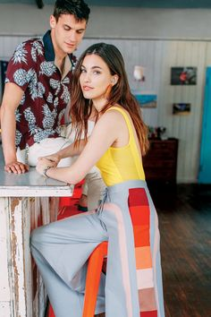 6 Couple-Approved Outfits to Wear to This Summer's Music Festivals