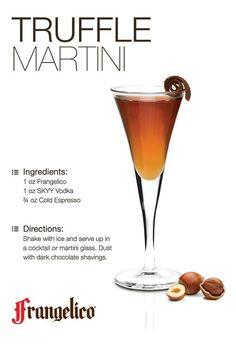 Frangelico Frizzante | Recipe | Giada de laurentiis, Cocktails and ...