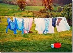 Do You Still Hang Clothes On A Clothesline?