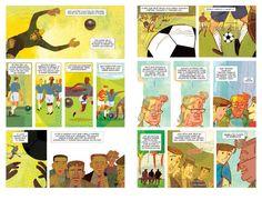 Lançamento de Lembranças de Chuteiras no Museu do Futebol http://www.universohq.com/noticias/lancamento-de-lembrancas-de-chuteiras-no-museu-do-futebol/