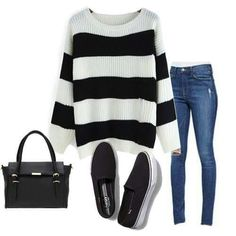 Comodo y cool Estilo Fashion, Diy Clothes, Outfit Of The Day, Polyvore, Outfits, Diy Clothing, Today's Outfit, Suits, Clothes Crafts