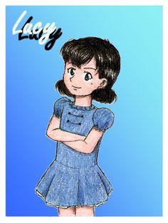 Lucy by nayru-xb7