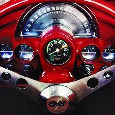 #Chevrolet #Corvette 1962.