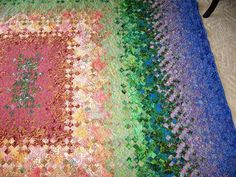 Nine Patch Quilt Variations | Blooming NIne Patch