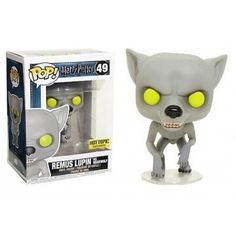 Funko Remus Lupin as Werewolf, Hot Topic Exclusive, Harry Potter, Funkomania