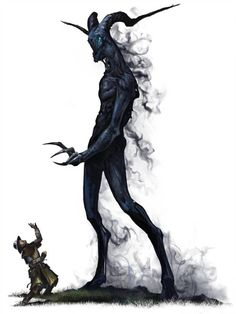 D&D Monster Monday: Nightwalker The nightwalker is a high CR creature that serves to destroy all life. Learn all about this undead abomination from Mordenkainen's Tome of Foes in today's D&D Monster Monday! Monster Art, Monster Concept Art, Monster Design, Monster High, Dark Fantasy Art, Fantasy Kunst, Fantasy Books, Fantasy Artwork, Demon Art