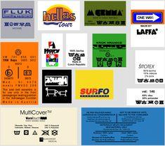 ETKA labels - tisk z folie