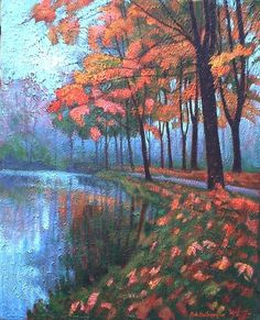 Artwork >> Bellemare Michel-André >> Concerto a blue morning