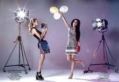 Der Minirock wurde in den 60ern zum Symbol einer wilden, modebewussten Gesellschaft und ist heute immer noch im #Trend.