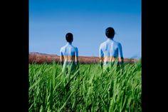 Corpos camuflados na paisagem by Jean-Paul Bourdier #4