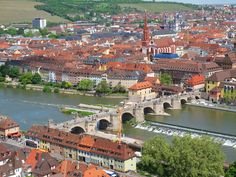 been there, and its absolutely beautiful- Wurzburg, Germany