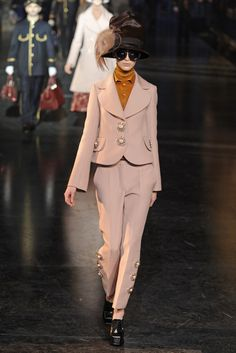 Luis Vuitton A/W 2012