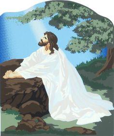 Jesus In Gethsemane - Mark 14:32-42
