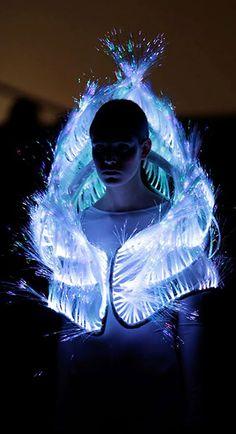 Tech fashion by Olga Noronha, Spring/Summer 2015