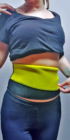 A true fitness focused waist trainer. Made from high quality neoprene and featuring an infinity loop design. Use PIN20 to save 20% off today.
