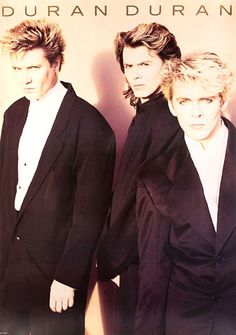 Duran Duran--I was in love with John Taylor in the 80's