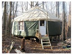 30ft Yurt For Sale