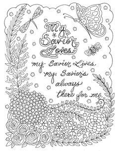 Worship Coloring Book Deborah Muller 0641243892610 Amazon Books