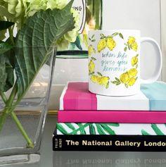 Evelyn Henson-Lemons Mug #accessories #drinkware #evelyn-henson #gift #home #new…