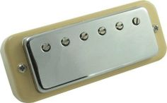 Gibson Gibson Mini Humbucker - Rhythm by Gibson. $101.95. The Gibson Mini Humbucker pickup features the performance of a Gibson humbucker with a one-of-a-kind tone. Originally featured in Epiphone models in the '50s and '60s, the Mini Humbucker was first introduced as a Gibson guitar standard in the 1969 Les Paul Deluxe guitar. Today's version retains the functionality of Gibsons mythical humbuckers while giving you a bright, focused tone, and it sports classic touche...