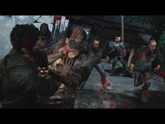 THE LAST OF US: FIRST 30 MINUTES HD GAMEPLAY