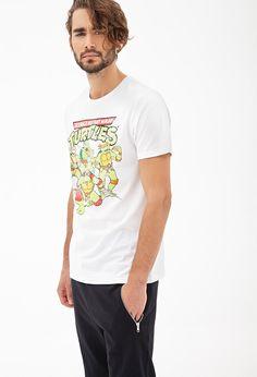 Ninja Turtles Graphic Tee #21Men...yeah it's men's but I want it
