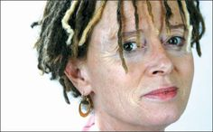 Anne Lamott  writes about subjects that begin with capital letters - Alcoholism, Motherhood, Jesus - with humor, grace, and ruthless honesty.