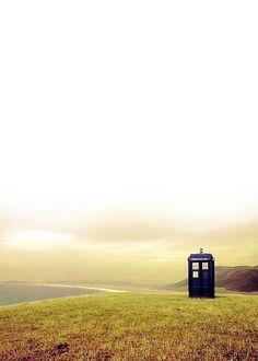 TARDIS background
