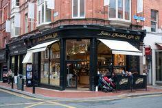 Butlers Chocolate Café, Dublin, Ireland