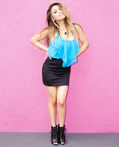 Ally Brooke Hernandez