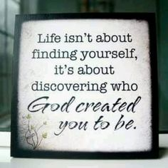 We were created! In the words of Mike Ashcraft.If God created it, He alone defines it :) Life Quotes Love, Great Quotes, Me Quotes, Inspirational Quotes, Godly Quotes, Amazing Quotes, Diva Quotes, Honest Quotes, Inspiring Sayings