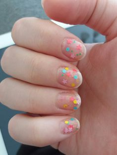 Perfect for every occasion! Cute easy and it is perfect for girls with short nails (like mine)
