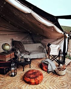 Scarabeo Camp in Marrakesh, Morocco