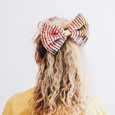 Bow Slides, Shine Your Light, Gift Of Time, Made Clothing, Sustainable Design, Ethical Fashion, Summer Collection, Hair Bows, Upcycle