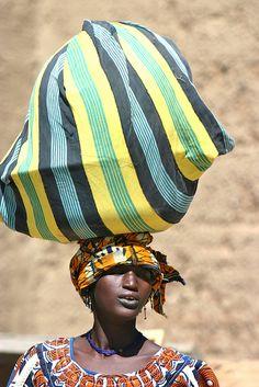 Djenné, Mali