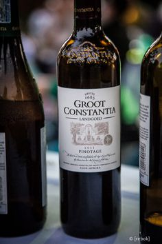 Groot Constantia Landgoed – Pinotage 2011 #wine #SouthAfrica