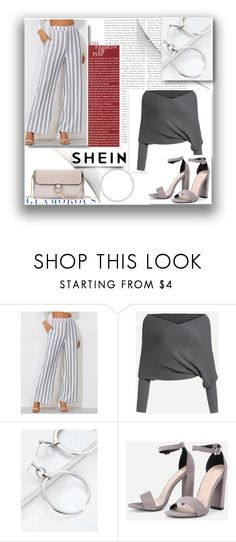 """""""SheIn 9/VI"""" by amina-haskic ❤ liked on Polyvore featuring shein"""