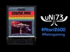 Cosmic Ark (1982, Imagic) - Atari 2600 - Score 11840 (Novice)