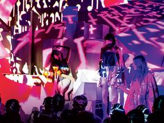 Live music and street art get techy at Sub Chroma, an immersive, over-the-top celebration of 21st century creativity.