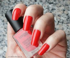 trend IT UP 'Double Volume & Shine Nail Polish' Nr. 150   Red Nail Polish