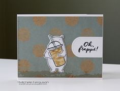 I Card Everyone : 12 Kits of Occasions - Crazy for Coffee!