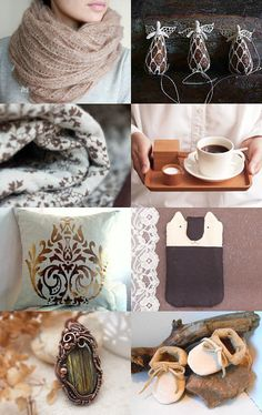 Winter colors by Lyubov on Etsy--Pinned with TreasuryPin.com