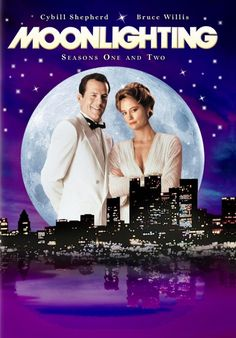 Created by Glenn Gordon Caron.  With Cybill Shepherd, Bruce Willis, Allyce Beasley, Curtis Armstrong. The quirky cases of a former model and a smart aleck detective who manage a private detective agency.
